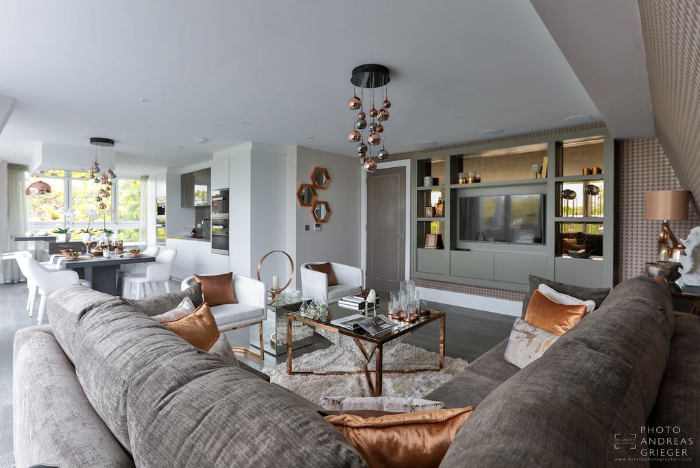 Penthouse Show Home | Chislehurst