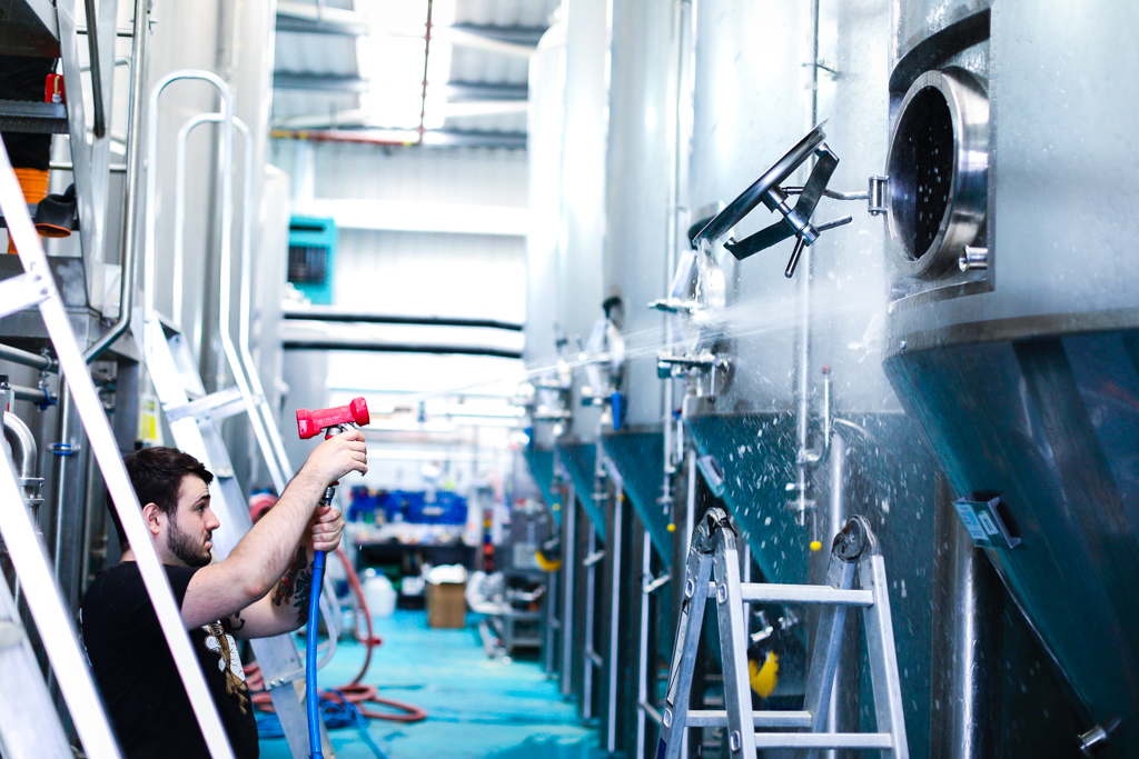 Beavertown Brewery | London