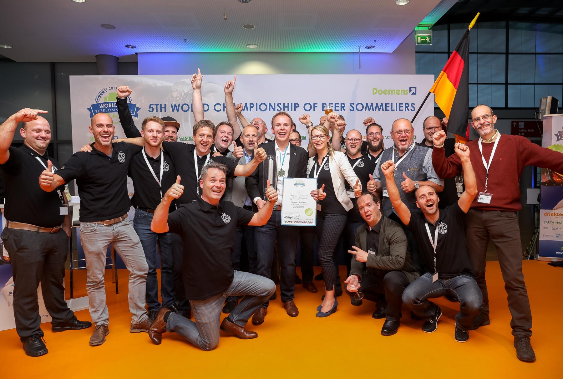 World Championship Beer Sommeliers | Munich