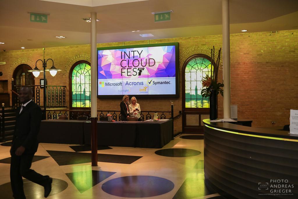 intY Cloud Fest | London