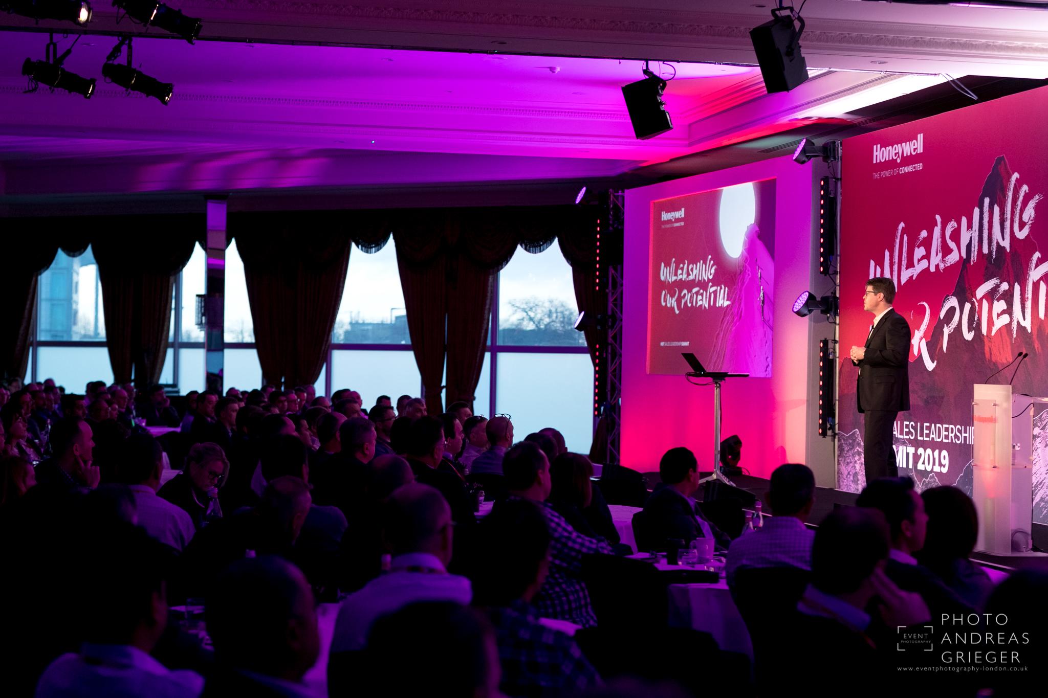Honeywell Conference | London