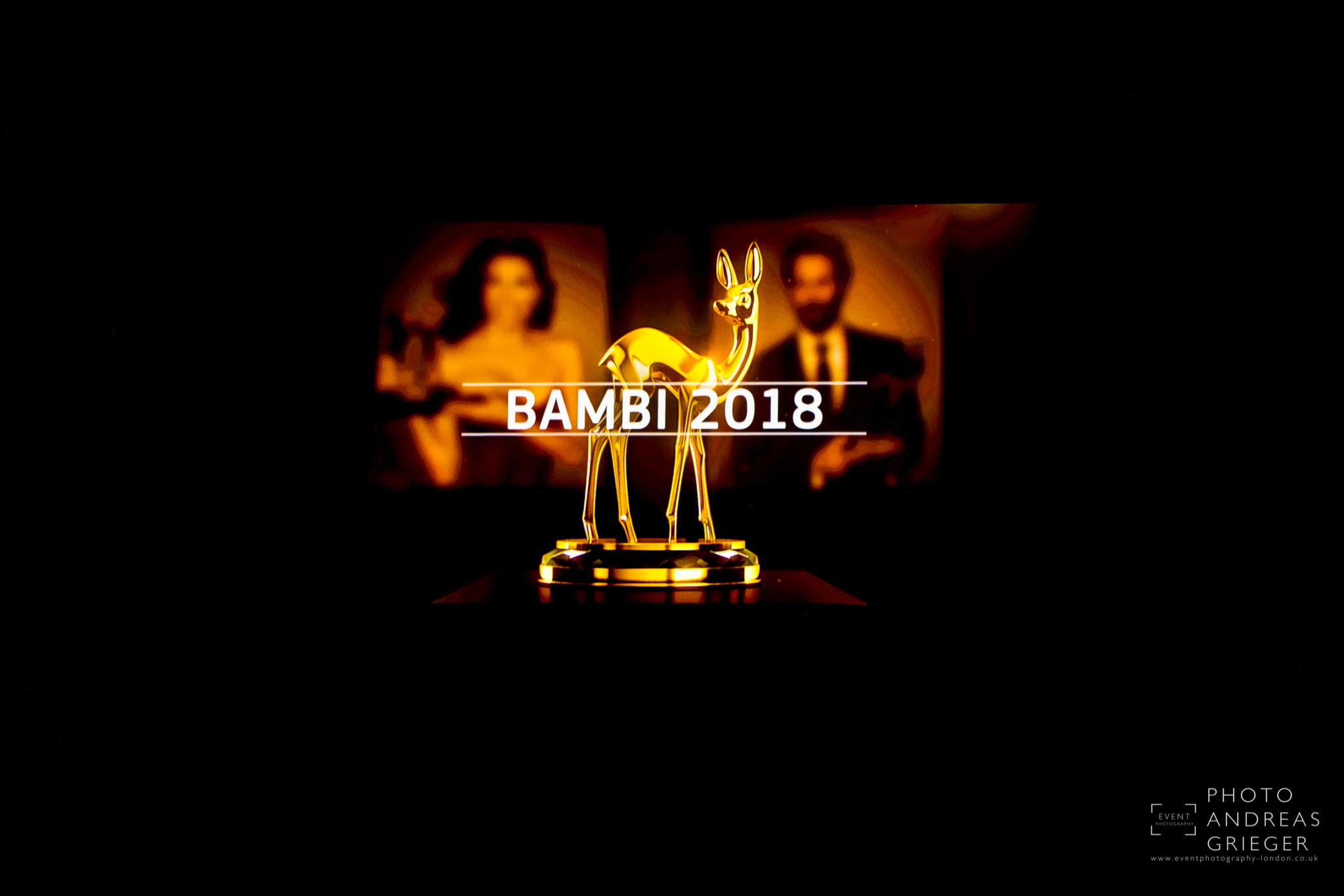 Bambi Award | Germany