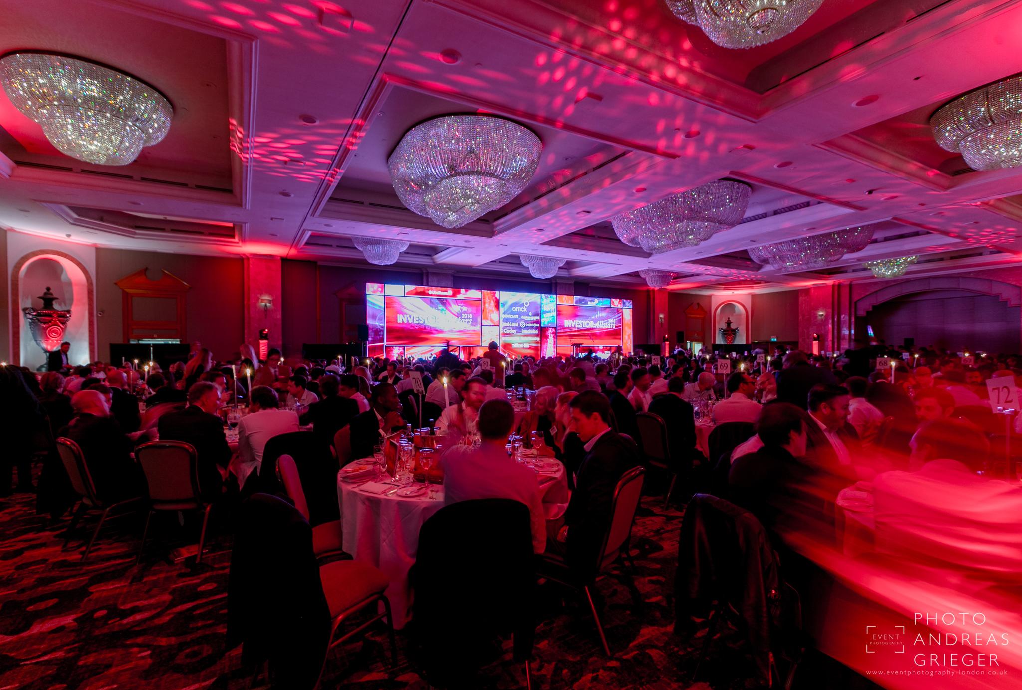 Investor Allstars Event 2018 – Award | London