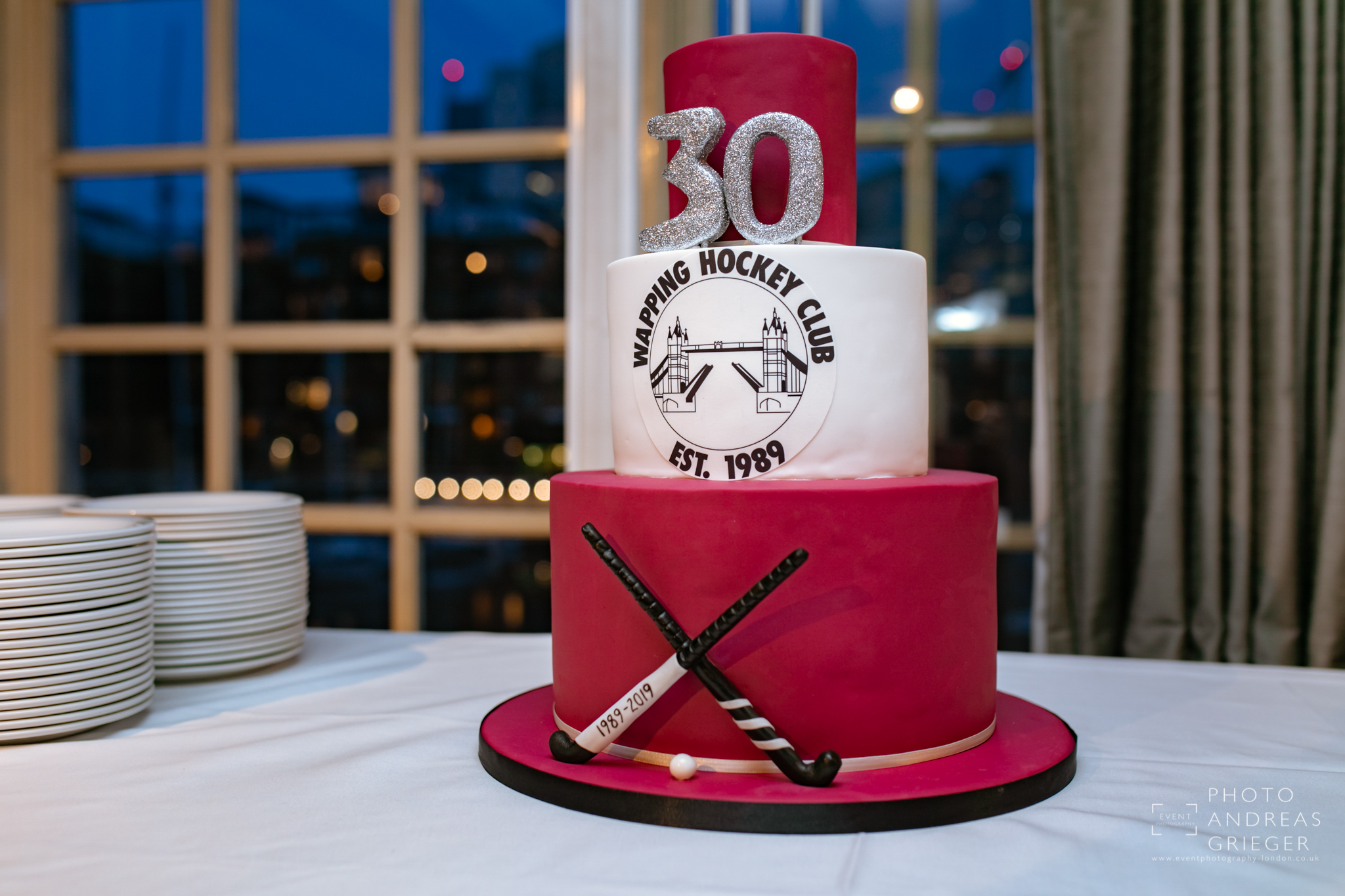 30th Anniversary Wapping Hockey Club | London